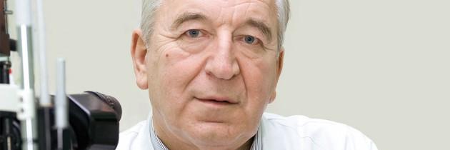 W życiu ważne  jest szczęście – prof. Jerzy Szaflik